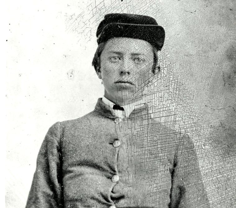 Thomas G. Jefferson, one of 10 VMI Cadets killed during the Civil War Battle of New Market, Va.