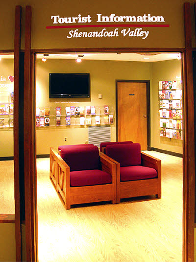 Shenandoah Valley Tourism Information Center